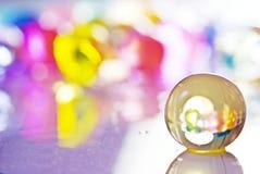 кристаллическая грязь Стоковые Фотографии RF