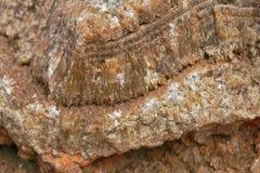 кристаллическая слойка стоковая фотография rf