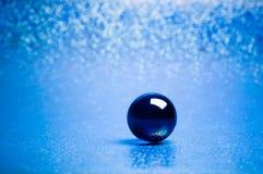 Кристаллическая сфера Стоковое Изображение