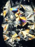 кристаллические образования стоковые фотографии rf