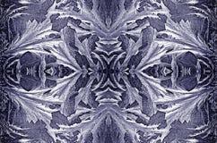 кристаллический льдед иллюстрация штока