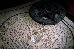кристаллический мистицизм стоковые изображения