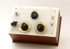 кристаллическое радио просто Стоковая Фотография RF