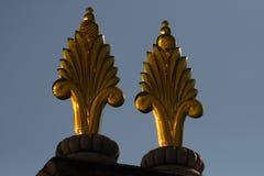 кристаллическое udaipur finial Стоковое Фото