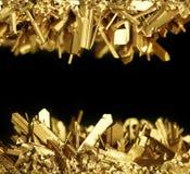 кристаллы стоковое изображение