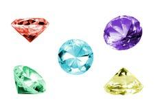 кристаллы Стоковая Фотография RF