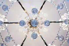 кристалл канделябра Стоковая Фотография