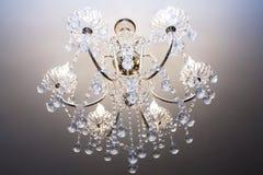 кристалл канделябра Стоковое Фото