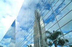 кристалл собора Стоковая Фотография