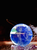 кристалл шарика Стоковое Изображение