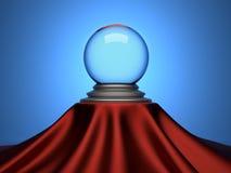 кристалл шарика Стоковые Изображения