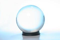 кристалл шарика Стоковая Фотография