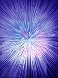 кристалл иллюстрация вектора