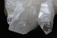 Кристалл Quatrz Стоковые Фото