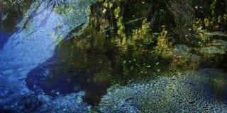 Кристаллическая весна 2 Стоковое Изображение RF