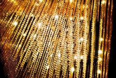 Кристаллическая роскошная люстра: Сверкная предпосылка Стоковые Фотографии RF