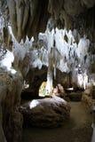 Кристаллические пещеры Стоковая Фотография RF
