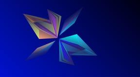 Кристаллические самоцветы драгоценности Стоковая Фотография RF