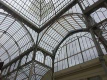 Кристаллический дворец Стоковые Фото