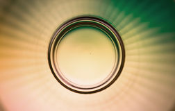 Кристаллический круг стоковые фото
