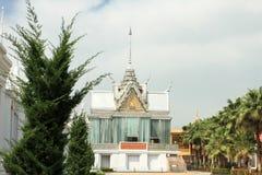 Кристаллический собор Стоковая Фотография
