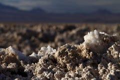 Кристалл соли Стоковое Изображение