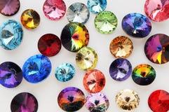 Кристаллы радуги стоковые фото