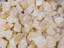 Кристаллы сахара Стоковые Фотографии RF