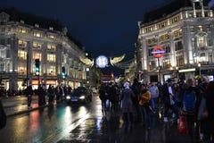 Кристмас в Лондоне Стоковые Изображения
