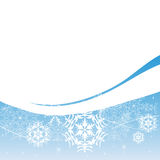 Кристмас, Новый Год, вектор предпосылки Стоковая Фотография RF