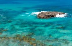 Кристл - чистые воды Виктории вдоль большой дороги океана Стоковые Изображения