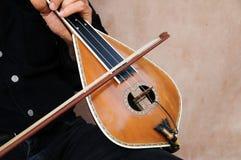 критское lyra Стоковое Фото