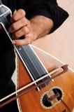 критское lyra стоковые изображения