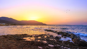 Крит Греция Стоковое Изображение