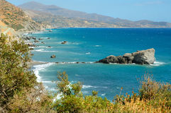 Крит Греция Стоковые Изображения