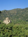 Крит, Fodele стоковое фото rf