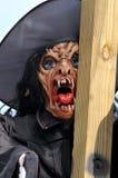 кричащая ведьма Стоковая Фотография RF
