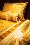 Кровати самомоднейшего стоковое фото rf