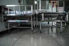 Кроватка больницы Стоковое Фото