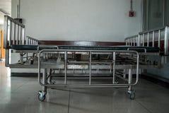 Кроватка больницы Стоковые Изображения