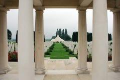 кроватка tyne кладбища Стоковая Фотография