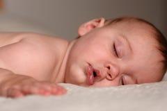 кровать младенца Стоковая Фотография