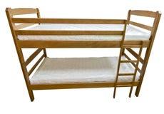 Кровать нары Стоковое фото RF