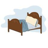 Кровать ребенк Стоковое Изображение RF