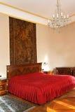 кровать старая Стоковое Фото