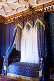 кровать удобная Стоковое фото RF
