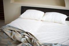 кровать Стоковая Фотография RF