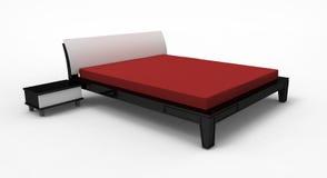 кровать Стоковые Изображения