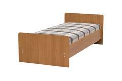 кровать стоковое изображение