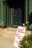 Кровать Lizzie Borden - и - завтрак и музей стоковые изображения
